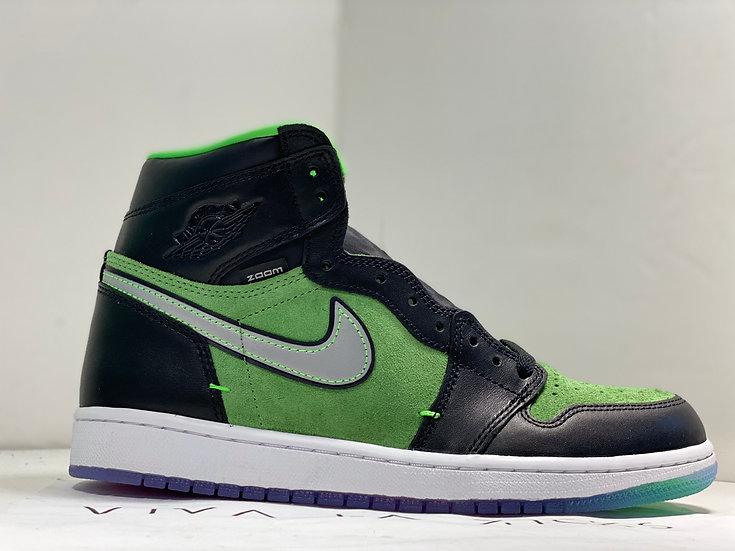 Air Jordan 1 High Zoom Green
