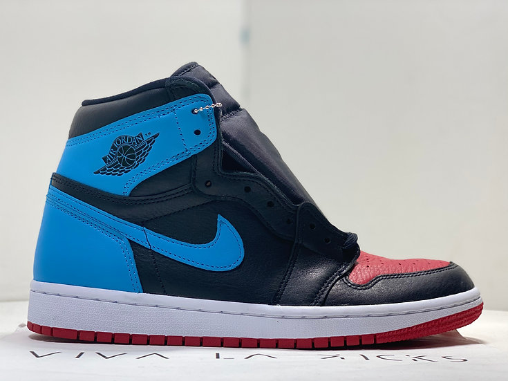 Air Jordan 1 High UNC to Chi