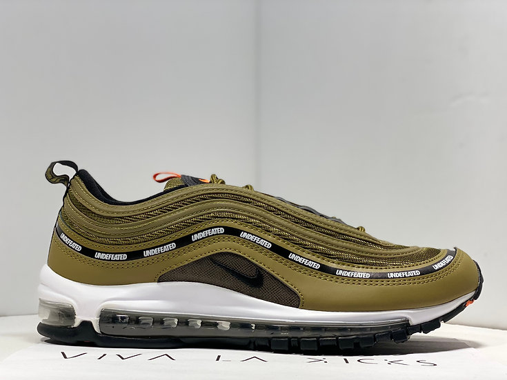 Nike Air Max 97 X Undefeated Militia Green 2020