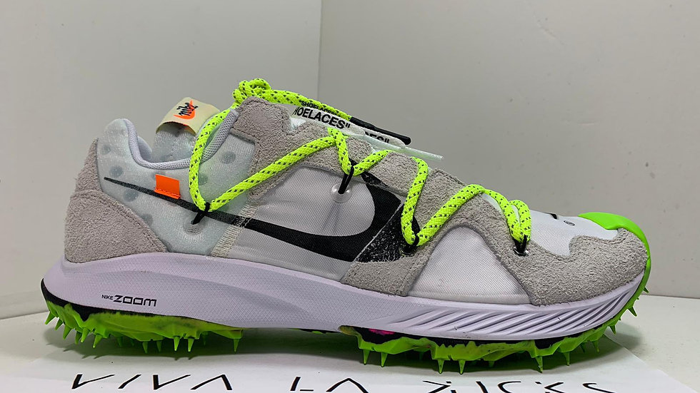 Off White X Nike Zoom Terra Kiger 5