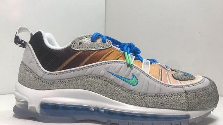 Nike Air Max 98 La Mezcla QS