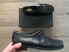 PRODCT: Sebago - James Leather Loafer