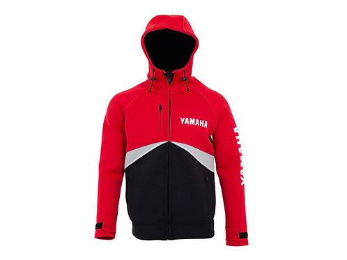 YAMAHA TOUR JACKET - BLACK/RED (SIZE XL)