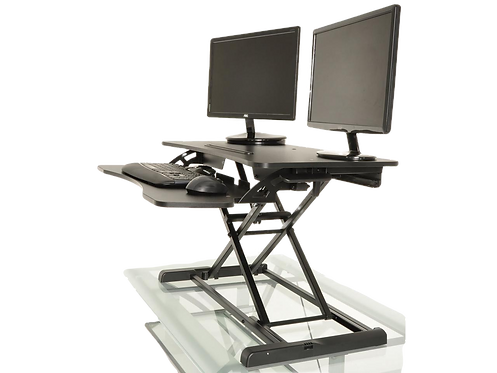 Conquer Height Adjustable Standing Desk