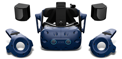 Vive Pro Eye Virtual Reality System