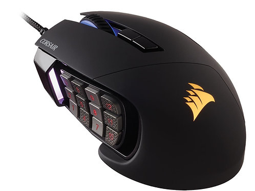Corsair Gaming SCIMITAR PRO RGB Gaming Mouse