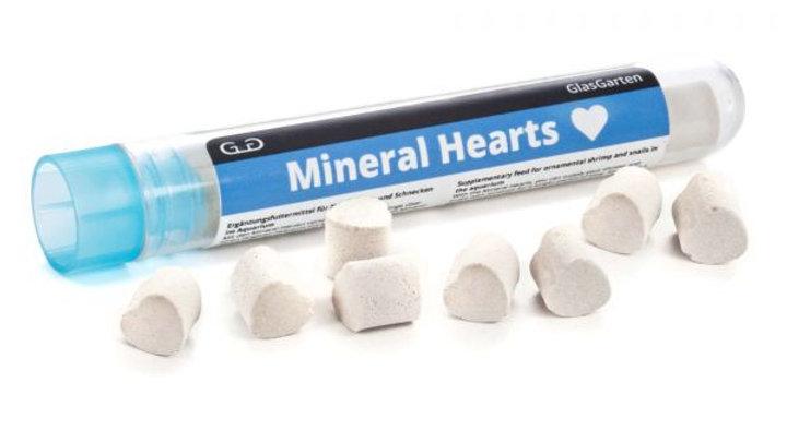 GlasGarten – Mineral Hearts
