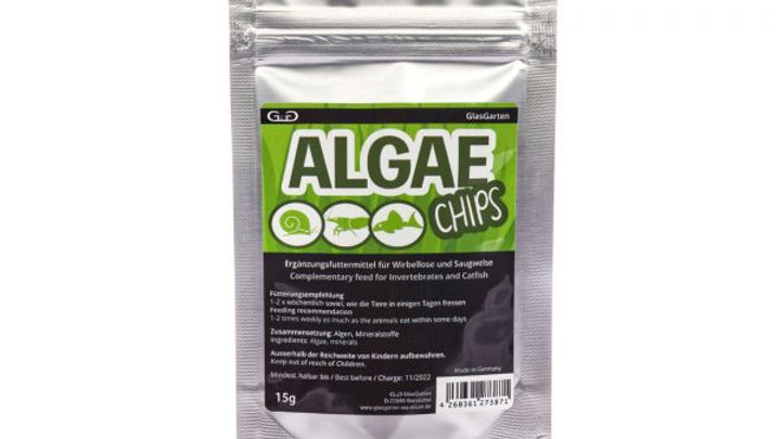 GlasGarten – Algae Chips