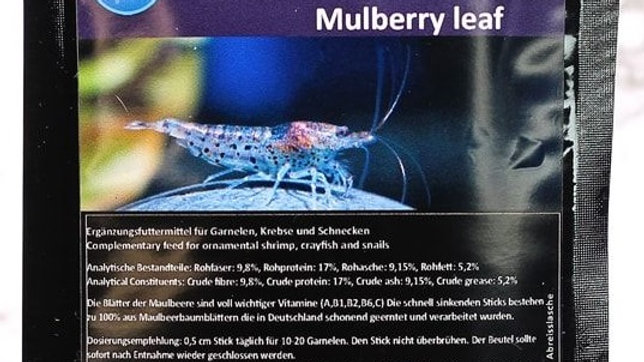 SALTYBEE DS Pure Line Maulbeerblatt Mulberry 25g