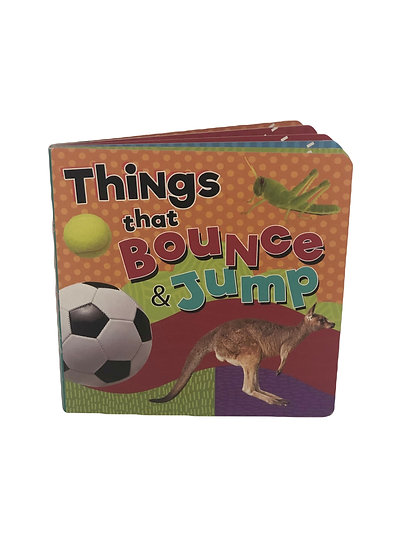 Things That Bounce Adapted Book