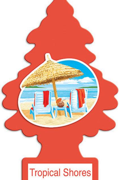 "LittleTrees™ Air Freshner ""Tropical Shores"""