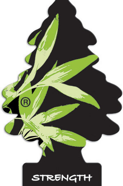 """LittleTrees™ Air Freshner """"Strength"""""""
