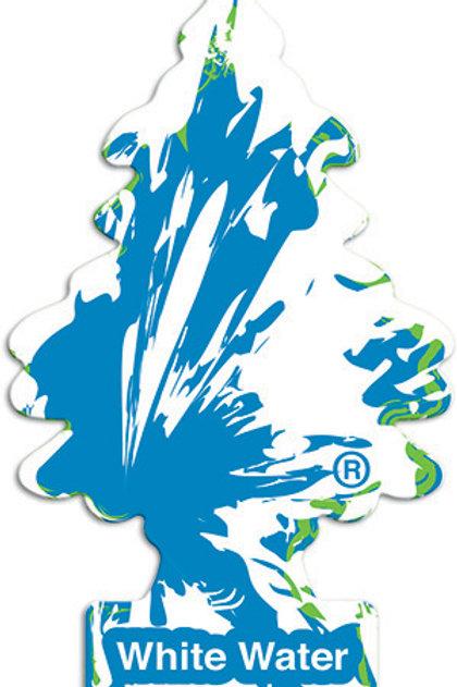 """LittleTrees™ Air Freshner """"White Water"""""""