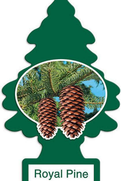 "LittleTrees™ Air Freshner ""Royal Pine"""