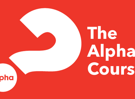 Sign up to our ON LINE Alpha course..