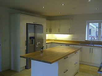 Kitchen design Berkhamsted