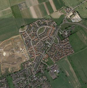 Central Bedfordshire completed scheme.