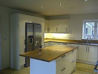 Kitchen installers