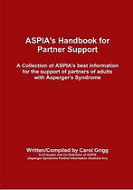 Cover of ASPIA's Handbook for Partner Support