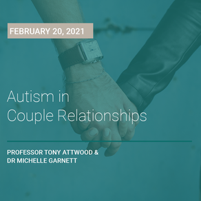 Autism in Couple Relationships