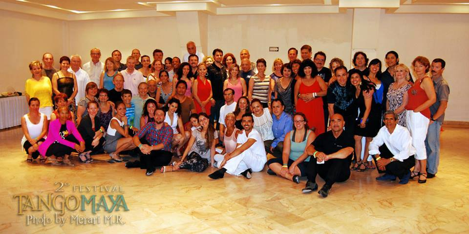 Tango Maya fest 2013