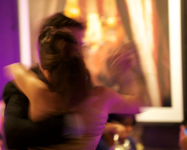Daniela & Hernan tango video gallery