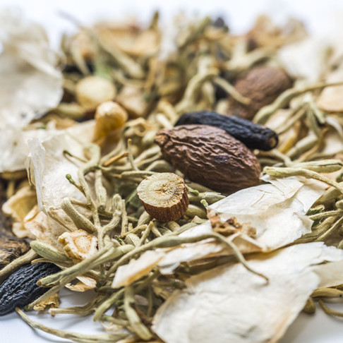 Research into the treatment of eczema with Chinese Medicine