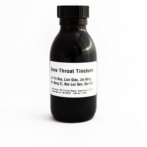 Sore Throat Tincture 100ml