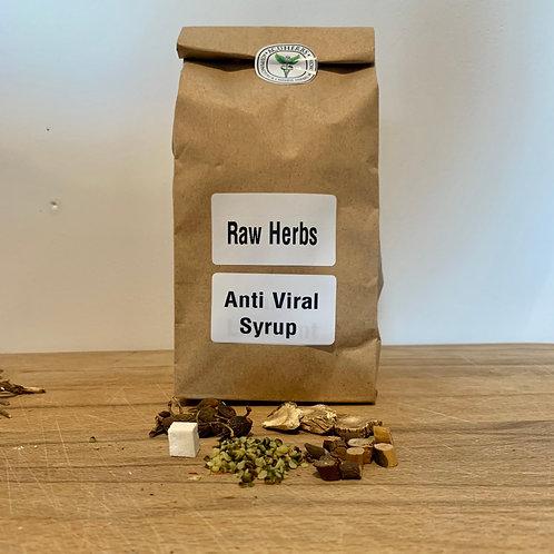 Anti Viral Formula Raw Herbs