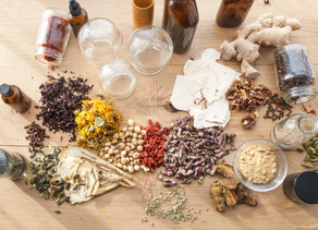 HERBAL MEDICINE AND ANTIBIOTICS