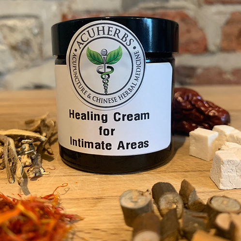 Healing Cream for Intimate Areas