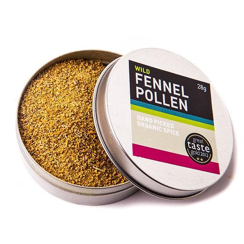 Fenchel pollen