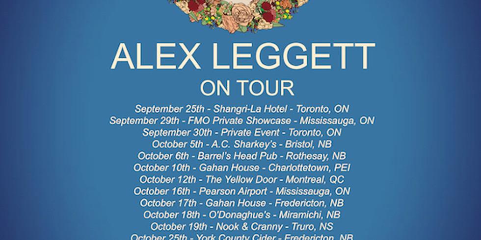 Alex Leggett