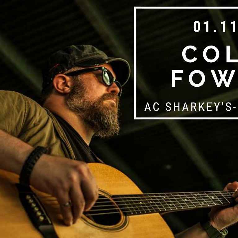 Colin Fowlie with special guest Steven Hubbard