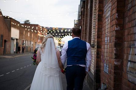 Fazeley Studios Birmingham Wedding Photographer