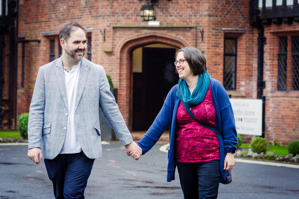 Engagement Photographer Solihull