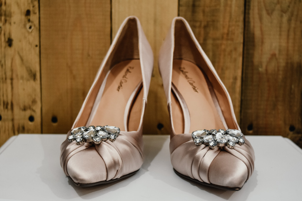 Birmingham Wedding Photographer, close up photograph of the brides shoes,Wootton Park Wedding Photographer Warwickshire