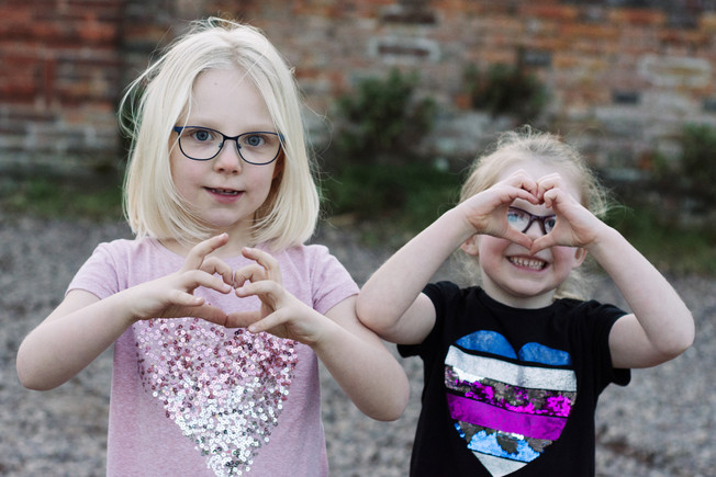Fun family photography Solihull