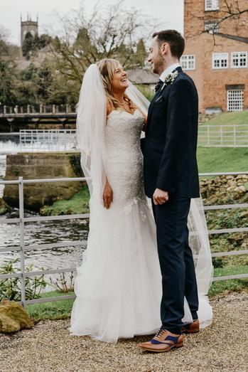 Wedding Photographer West Mill derby