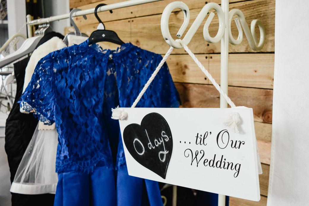 Wedding Photographer Birmingham, A fun wedding sign & the bridesmaids dresses,Wootton Park Wedding Photographer Warwickshire