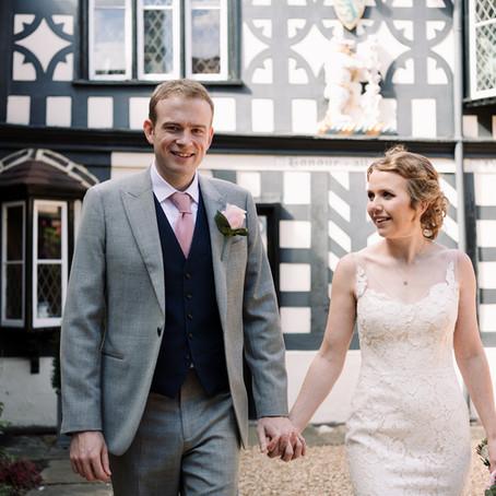 Lord Leycester Hospital Warwick Wedding Photographer - Anna & Jon