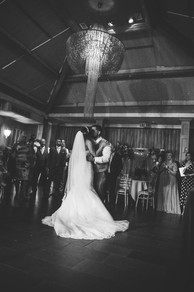 Hampton Manor Photographer Birmingham, bride & groom dancing to the first wedding dance at the reception