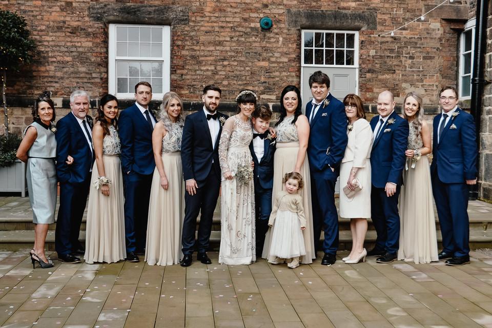West Mill Wedding Photographer Derby