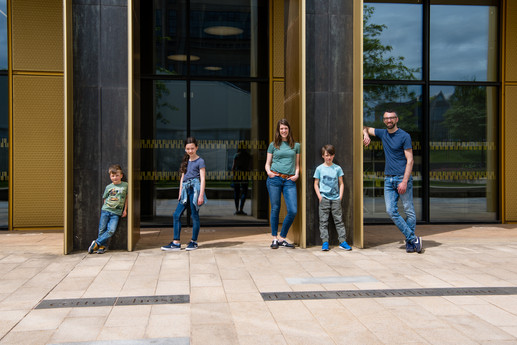 Outdoor Family Photography Solihull