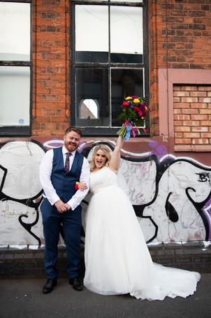 Wedding Photographer Fazeley studios Birmingham