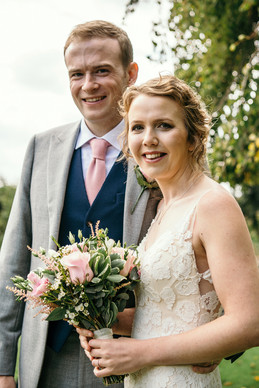 Photography wedding Birmingham, the bride & groom portraits at the lord leycester hospital Warwick wedding venue