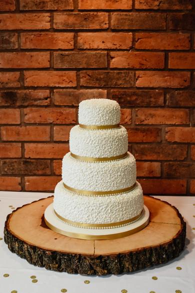 Wedding Photographer Solihull, wedding cake at wootton park wedding venue Warwickshire