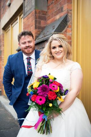 Fazeley Studios Wedding Photographer