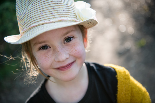 Childrens portraits Photographer Solihull