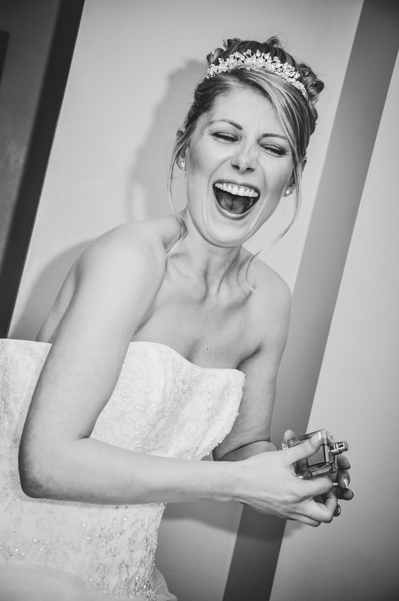 Fun Wedding Photographer Birmingham